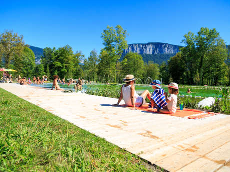Base de loisirs Rivièr'Alp