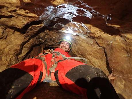 Spéléologie Grotte du Curé