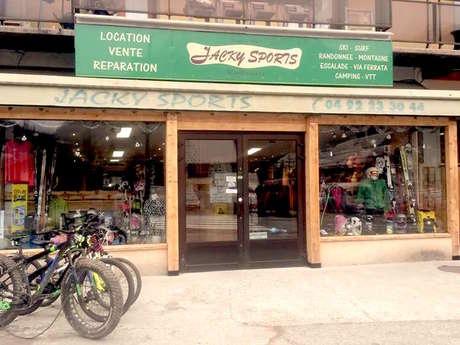 Jacky Sports Shop