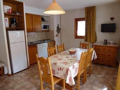 Résidence Les Essarts - Appartement 3 pièces cabine 6 personnes - ESS16