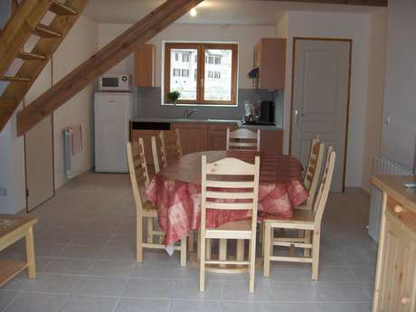 Appartement 9 pers - Roux Christian