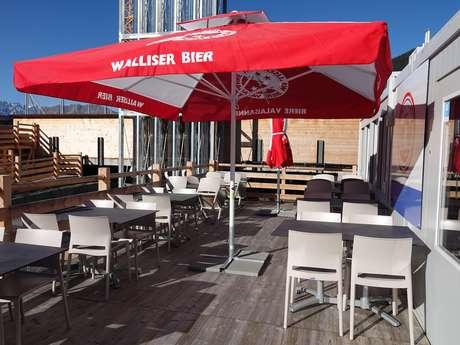 Time Out - restaurant du Centre Sportif de Verbier