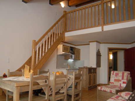 Résidence Le Clos Vanoise - Appartement 3 pièces cabine 8 personnes - CV22