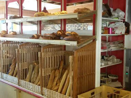 Boulangerie-Pâtisserie-Salon de thé