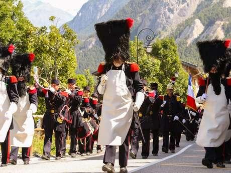 Fête traditionnelle du 15 août de Bramans