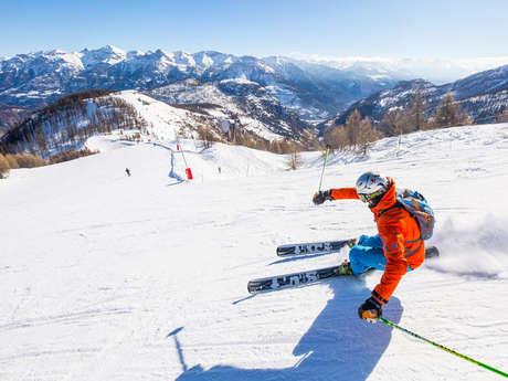 Domaine skiable de Puy Saint Vincent