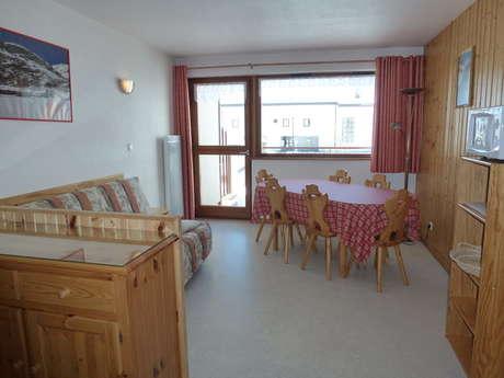 Résidence Les Balcons Des Curtious - Appartement 2 pièces cabine 6 personnes - BB3