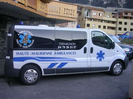 Ambulances de Haute  Maurienne