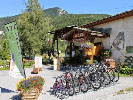 Bicycle rent - Camping Val d'Ambin