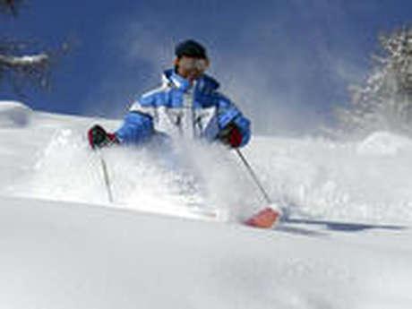 Initiation de ski et snowboard hors pistes