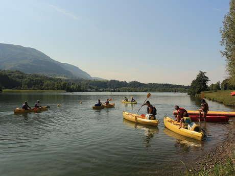 Canoë / Kayak  descente du vieux Rhône