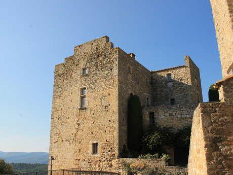Suivez le guide - Caseneuve, village perché