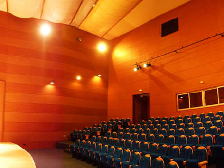 Auditorium Xenakis