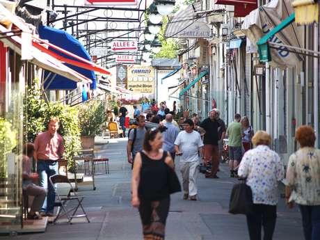 Le marché aux Puces de Paris Saint-Ouen