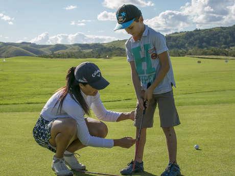 Enseignement de golf - Exclusiv Golf Deva
