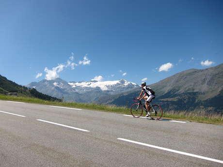 Col du Mont Cenis from Modane