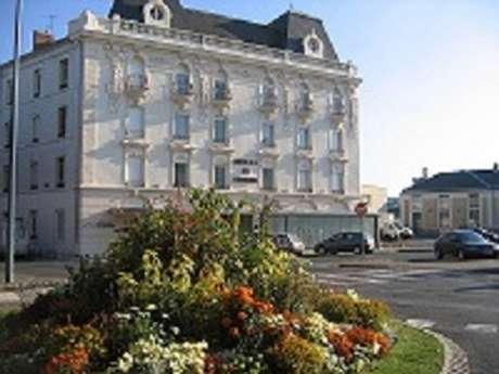Hôtel-Restaurant des Bourbons