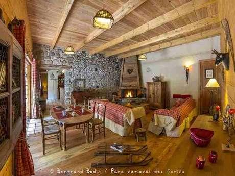 Gîte L'Ecrin des Hautes Alpes - Est