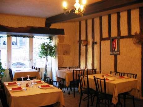 Restaurant Auberge le Médiéval