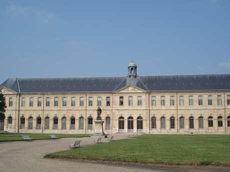 La maison d'éducation et le musée de la Légion d'Honneur
