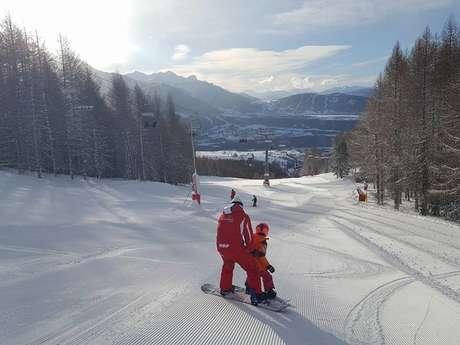 Snowboard - ESF de Chaillol