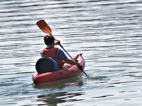 Canoë Kayak : descentes du vieux Rhône - la Chanaz'Elec