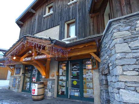 Location de draps - le Plaisir en Vanoise