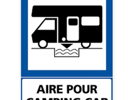 Aire de services