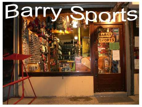 Barry sports