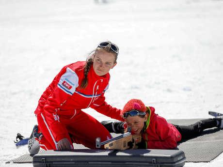 Biathlon - ESF de Chaillol