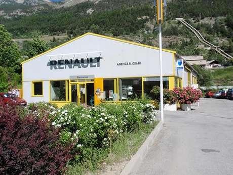 Garage Renault SAS BJ Auto