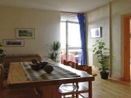 Appartement résidence le Clos des gentianes N°3