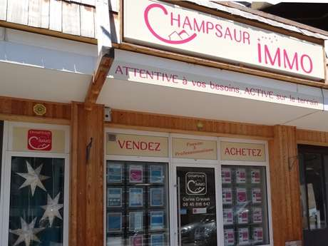 Champsaur Immo