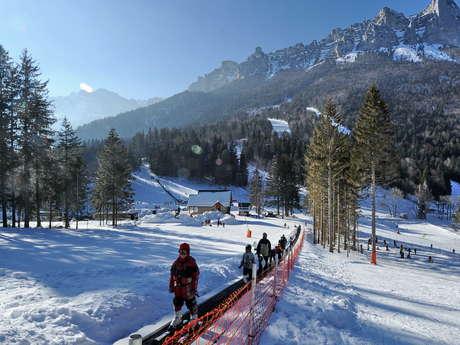 Domaine alpin du Col de Marcieu