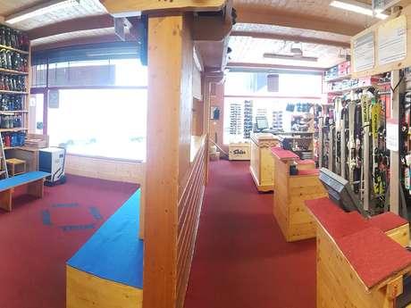 Mougel Ski Sport - Skiset