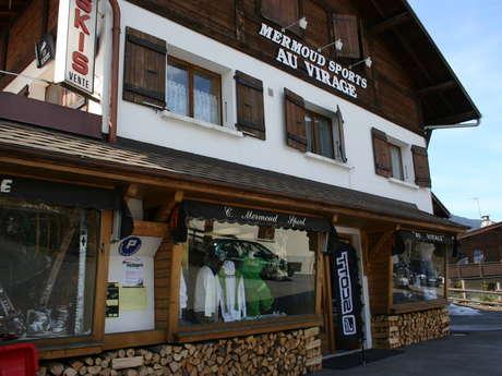 Sports Shop: Au Virage - Mermoud Sport