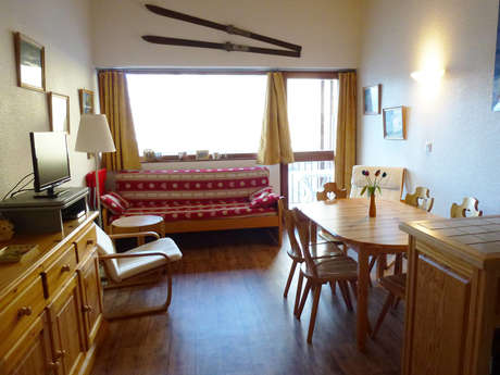 Résidence Les Balcons Des Curtious - Appartement 3 pièces cabine 6 personnes - NIV06