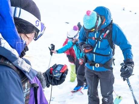 Formation Sauvetage Avalanche Niveau 1