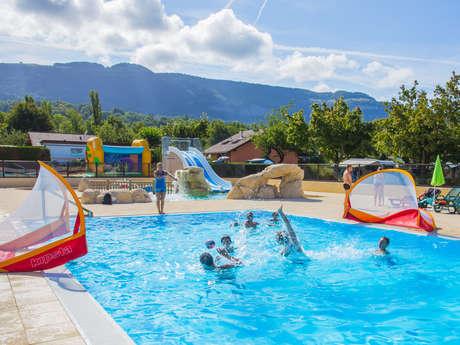 La Colombière, a luxury campsite
