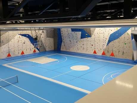 Escalade - Centre Sportif de Verbier