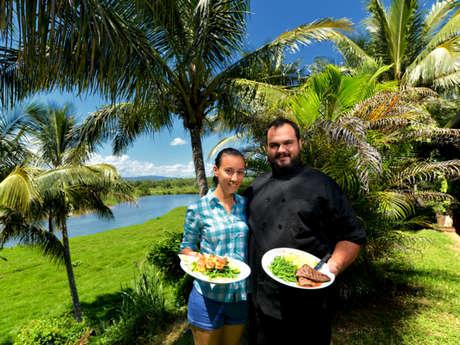 Visite d'une propriété familiale calédonienne - Hôtel Restaurant La Nera