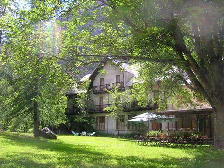 Chalet Hôtel d'Ailefroide