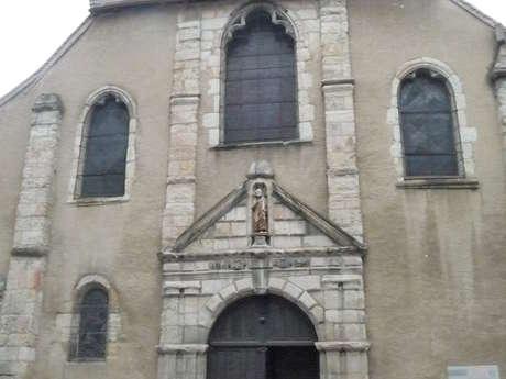 Visite nocturne de l'église Saint-Pierre