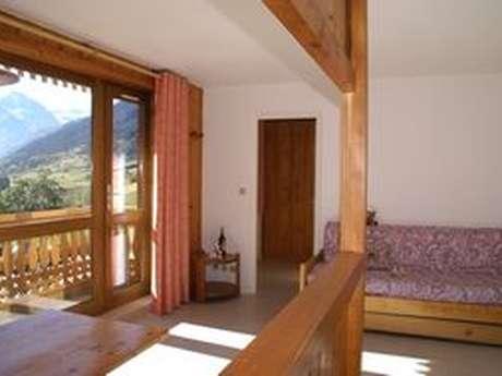 Résidence La Parrachee - Appartement 2 pièces cabine 5 personnes - PARA5