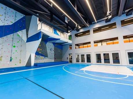 Terrain omnisport - Centre Sportif de Verbier