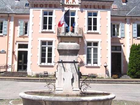 Mairie de Crêts-en-Belledonne