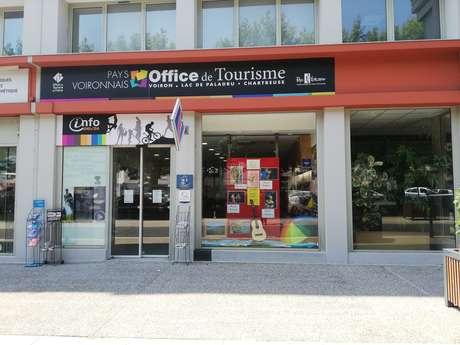 Office de Tourisme du Pays Voironnais, Bureau d'accueil de Voiron