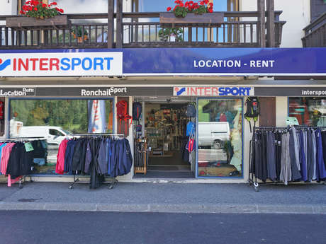 Sports Shop: Intersport - Ronchail Sports