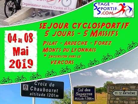 Séjour cyclosportif