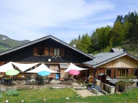 Centre de vacances Chalet de la Hulotte - 250m² - 20 personnes - Chartreuse